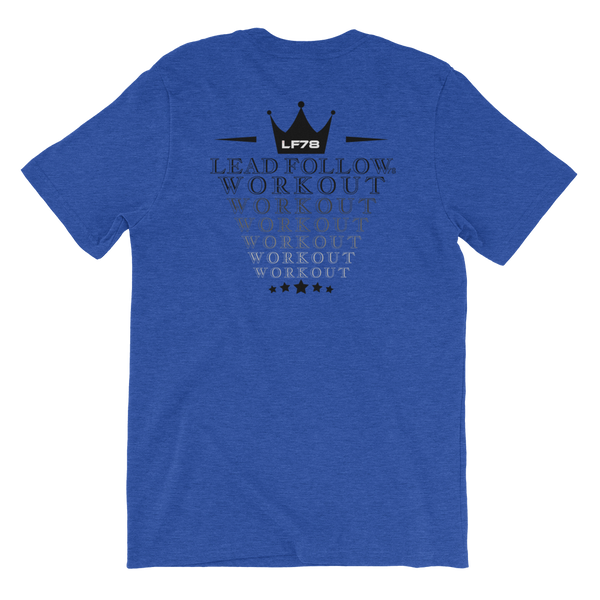 *WORKOUT* T-Shirt Unisex