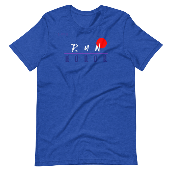 Run With Honor T-Shirt