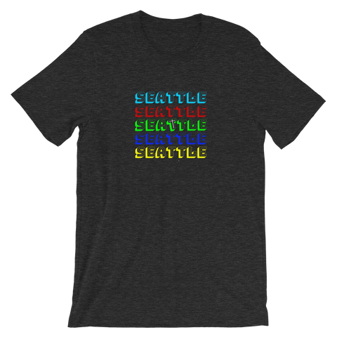 Seattle T shirts