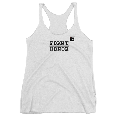 Fight With Honor Women's Tank