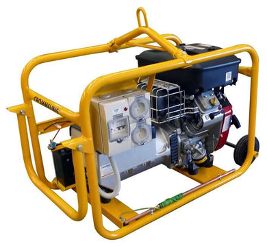 Crommelins Generator Petrol Hirepack Electric Start 8.0kw