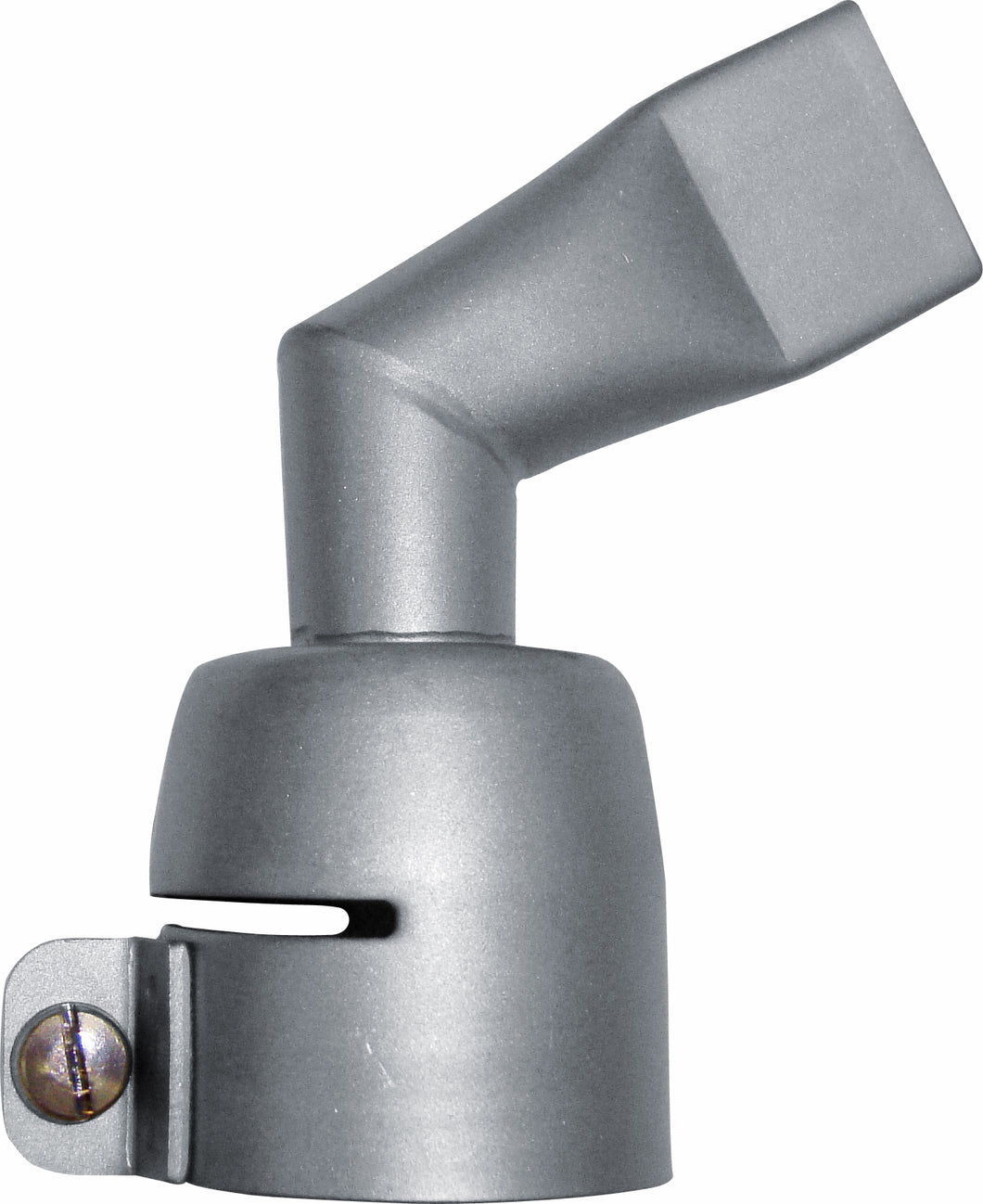 Angled wide slot nozzle 20mm 60°