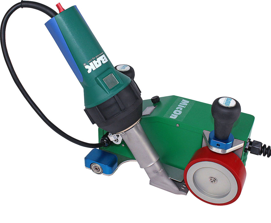 BAK MicOn semi-automatic hot air welder