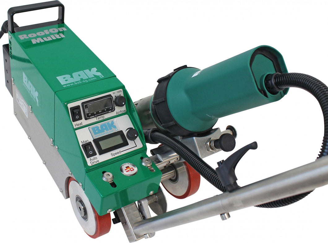 BAK RoofOn Multi automatic hot air welder