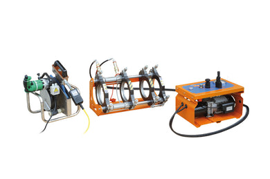 Hire Ritmo BASIC 200 butt-fusion welder (63-200mm)