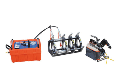 Hire Ritmo DELTA 160 butt-fusion welder (40-160mm)