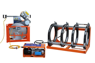 Hire Ritmo DELTA 500 butt-fusion welder (200-500mm)