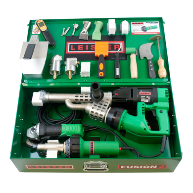 Hire Leister extrusion welding kit