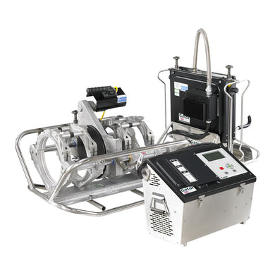 Hire Caldertech GATOR 2 automatic butt-fusion welder (90-315mm)