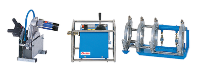 WIDOS 4400 butt-fusion welder (50-160mm)