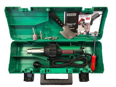 Hire Leister hot air welding kit