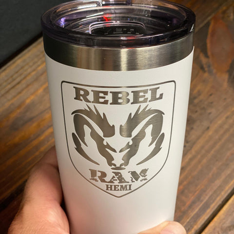 Tumbler 20OZ Custom Engraved
