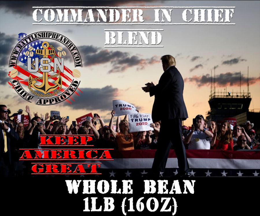 Commander In Chief Blend
