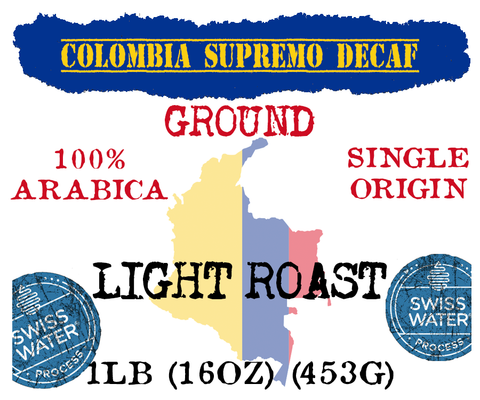 Colombia (Swiss Water DECAF)