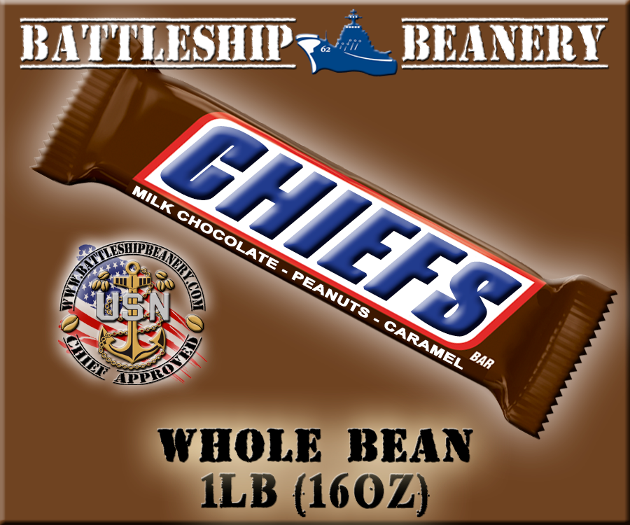 Chief's (Snickers) Bar