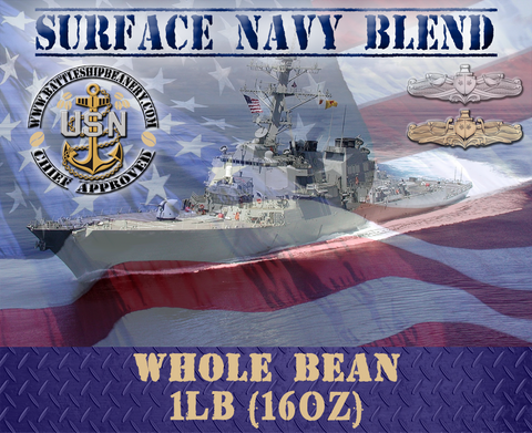 Surface Navy Blend