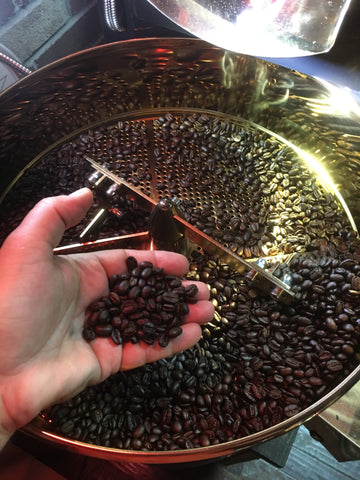 Micro-Roast Coffee Beans - Battleship Beanery Coffee