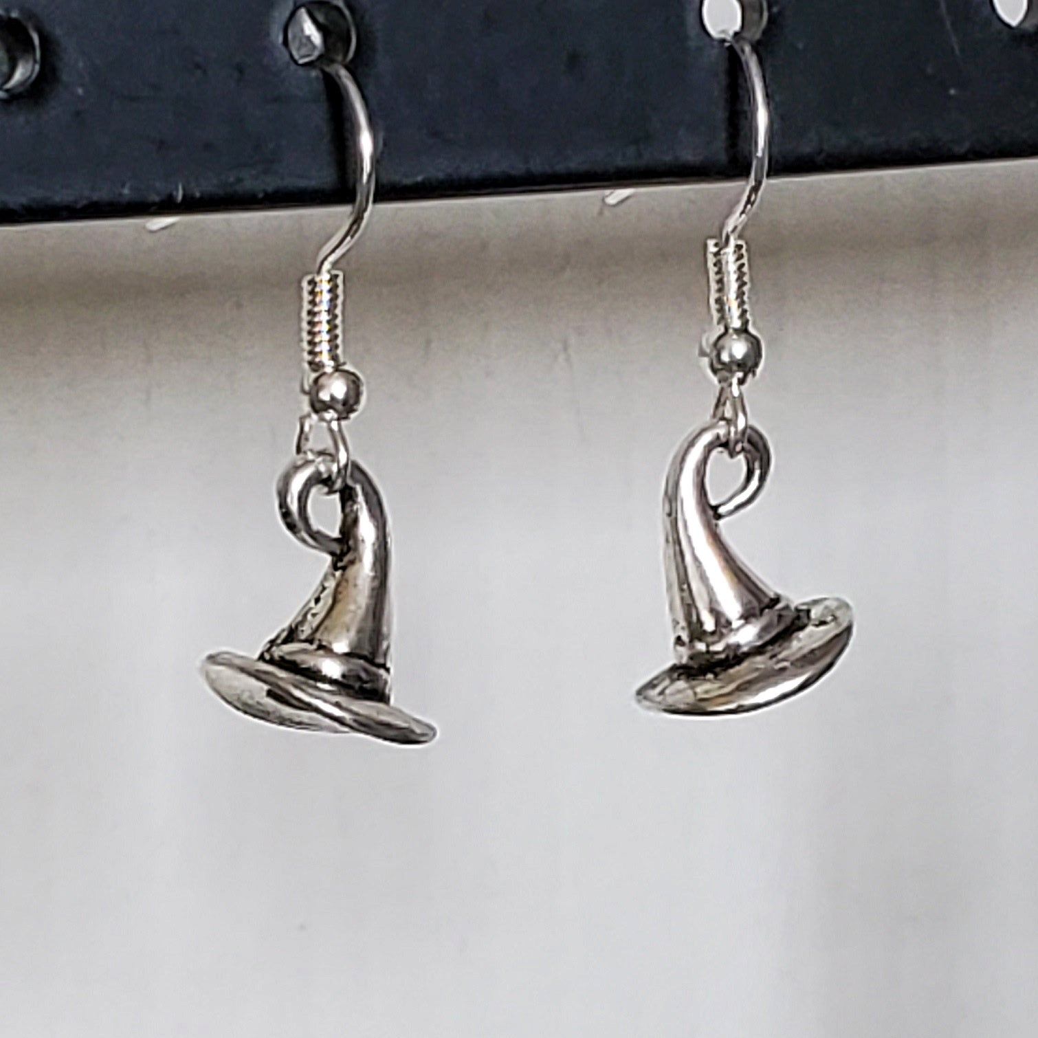 Witches Hat Earrings Halloween Jewelry