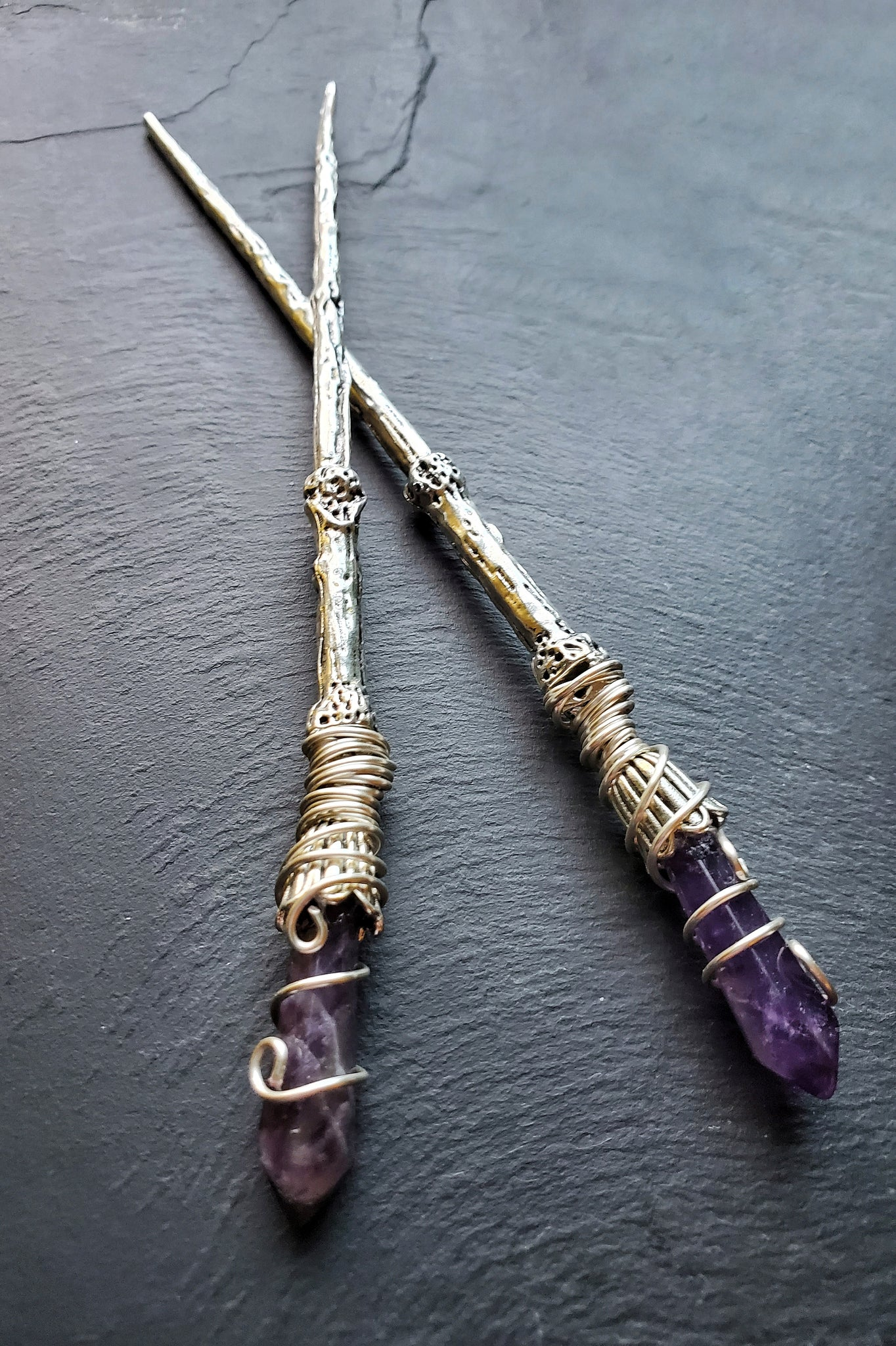 Witch Sticks Hair Stick Magic Wand for Witches