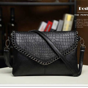 Vogue Star Women clutch women messenger bags chain bag leather handbag high quality evening bag women's pouch purse  YB40-402