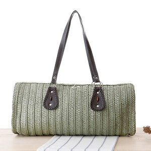 Straw Bag Summer Style Handbag