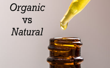 Organic vs Natural Ingredients