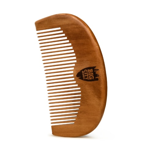 Fine Tooth Wood Comb