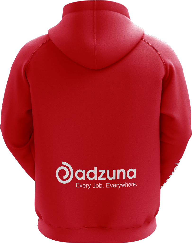 Winter Range - NSBA Red Hoodie (Sponsored)