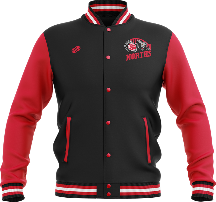 Winter Range - NSBA Varsity Jacket