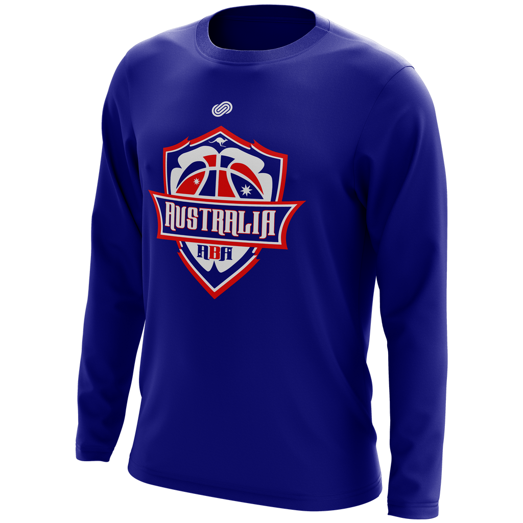ABA Australia Classic Long Sleeve Shooting Shirt