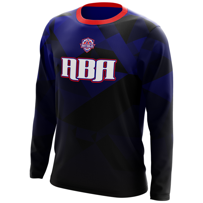 ABA Australia Geometric Shooting Shirt