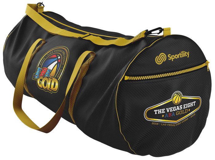 ABA Gold Duffel Bag