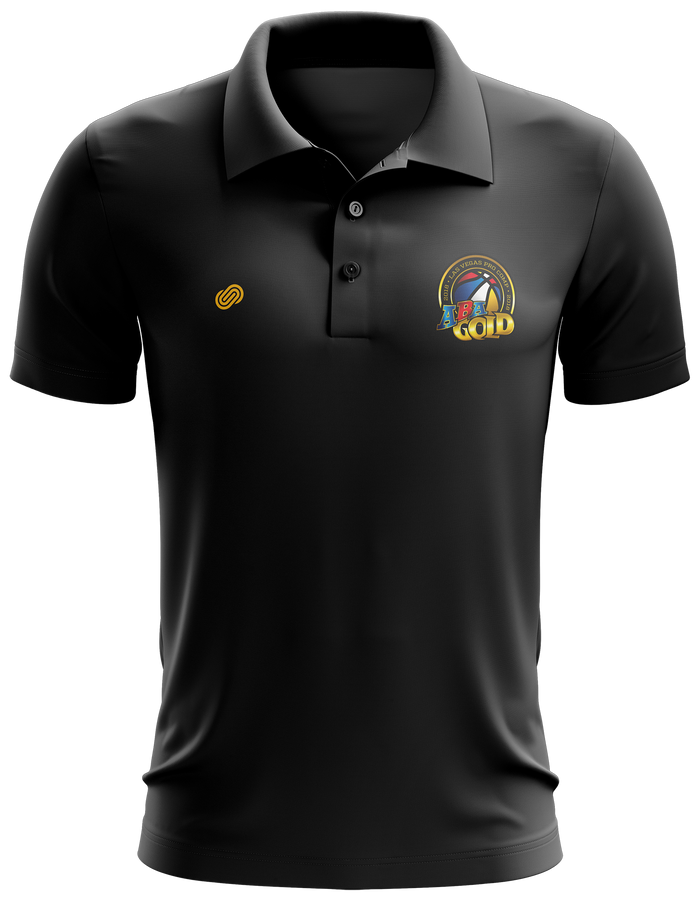 ABA Gold Polo Shirt