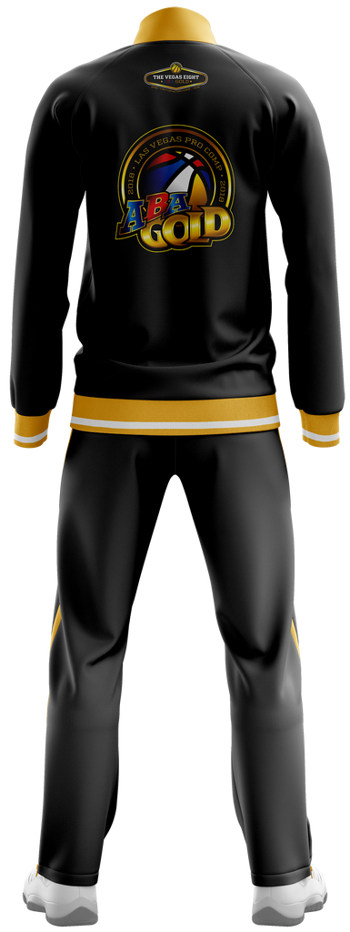 ABA Gold Tracksuit