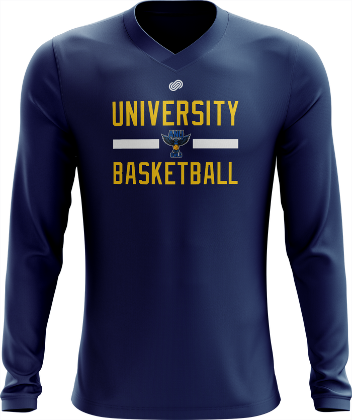ANU Basketball Shooting Shirt - V Neck