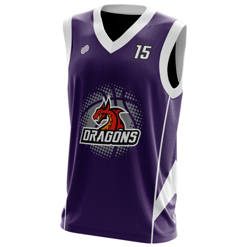 AP Dragons Reversible Jersey & Shorts Set