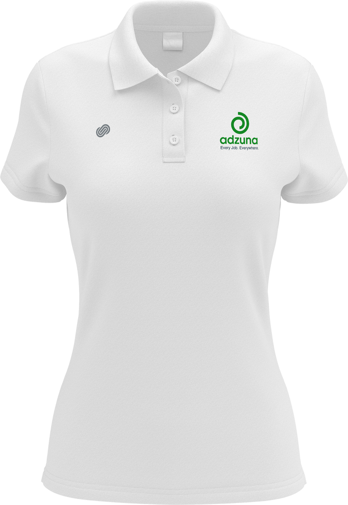 Adzuna Womens Polo Shirt