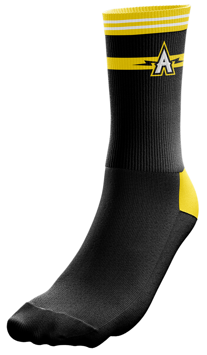 Aftershox Crew Socks