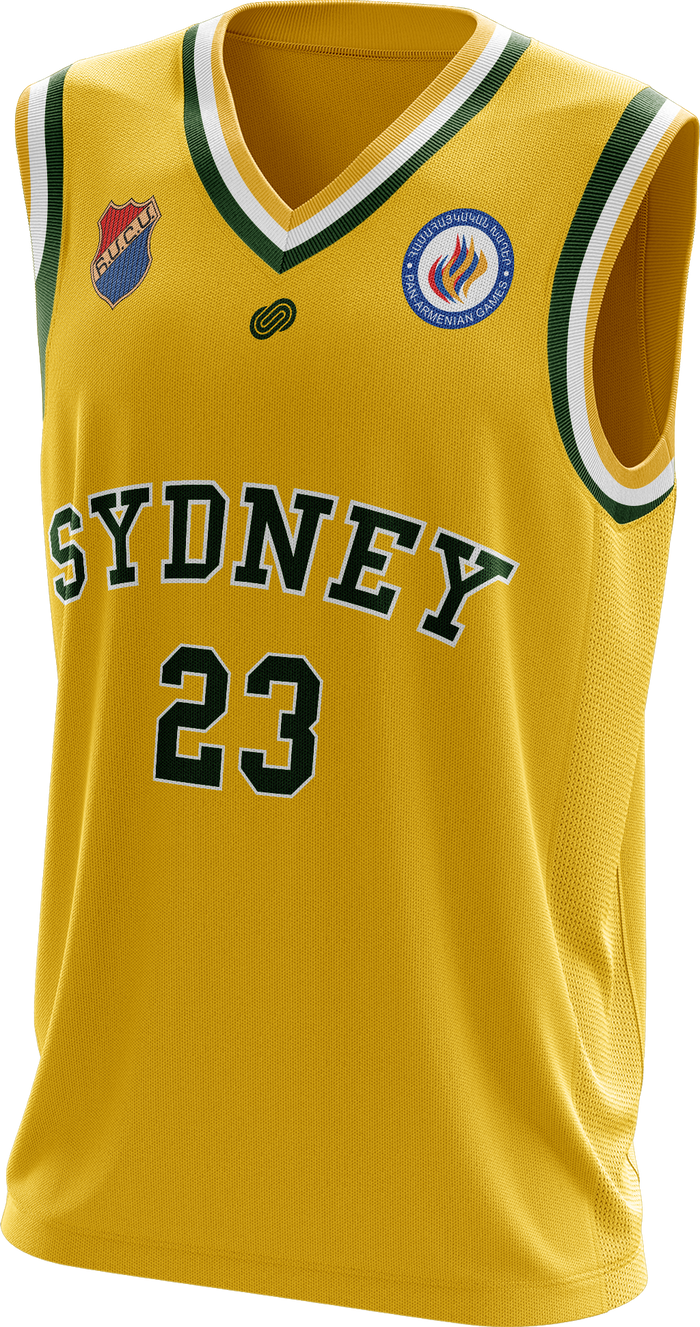 Ararat International Competition Basketball Uniform