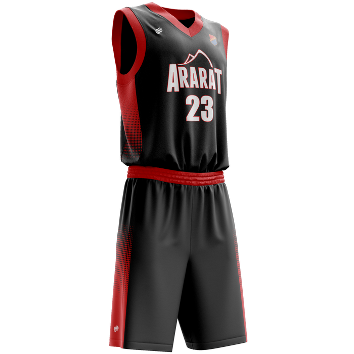 Ararat Basketball Uniform (Dental Lounge Sponsor)