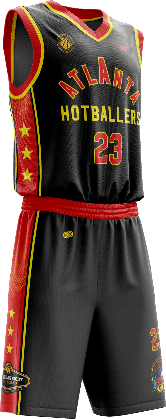 Atlanta Hotballers Road Uniform