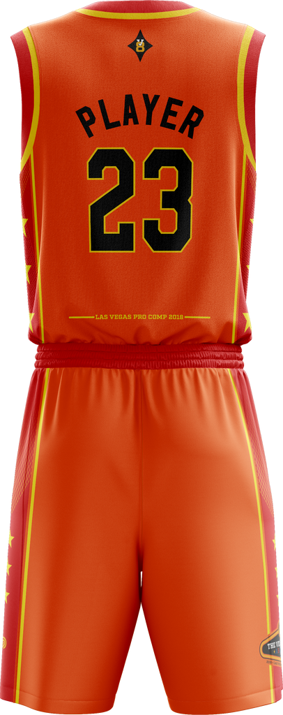 Atlanta Hotballers Home Uniform