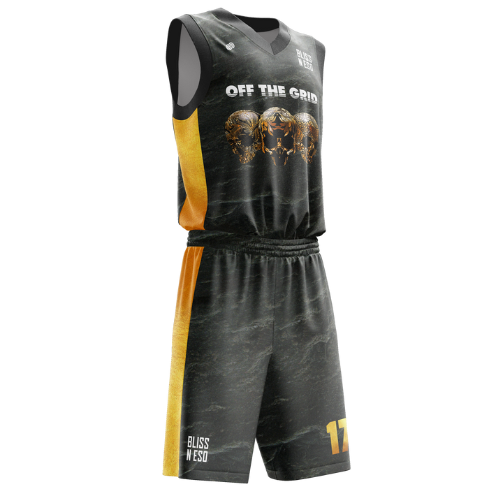 Bliss N Eso Jersey & Shorts Set