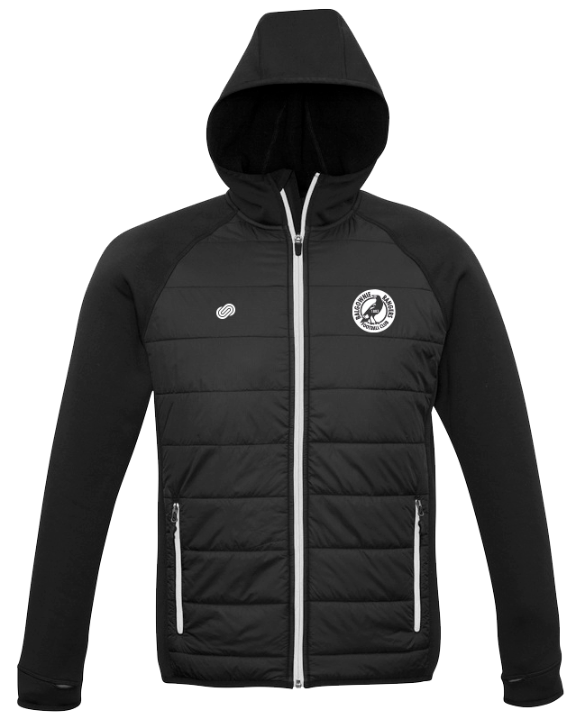 Balgownie Rangers Puffy Jacket Mens