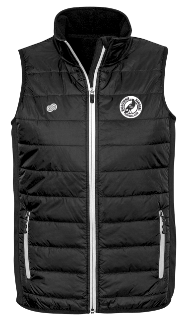 Balgownie Rangers Puffy Vest Mens