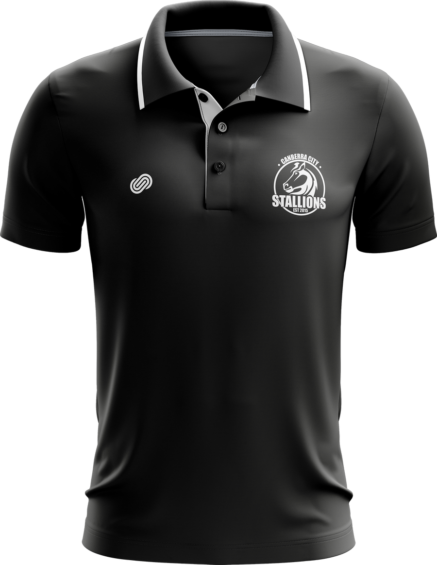 Canberra City Stallions Polo Shirt
