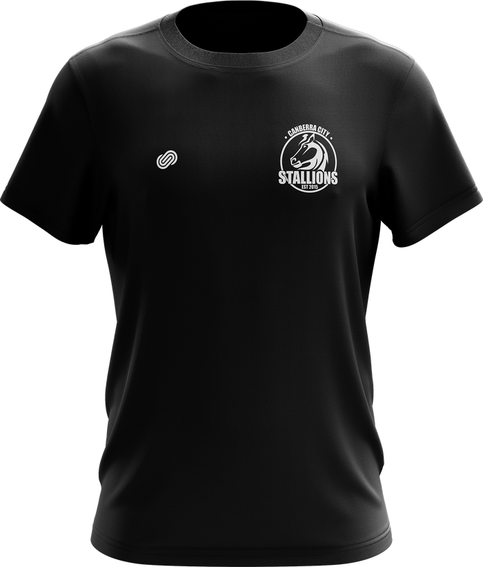 Canberra City Stallions Classic Short Sleeve Shooting Shirt