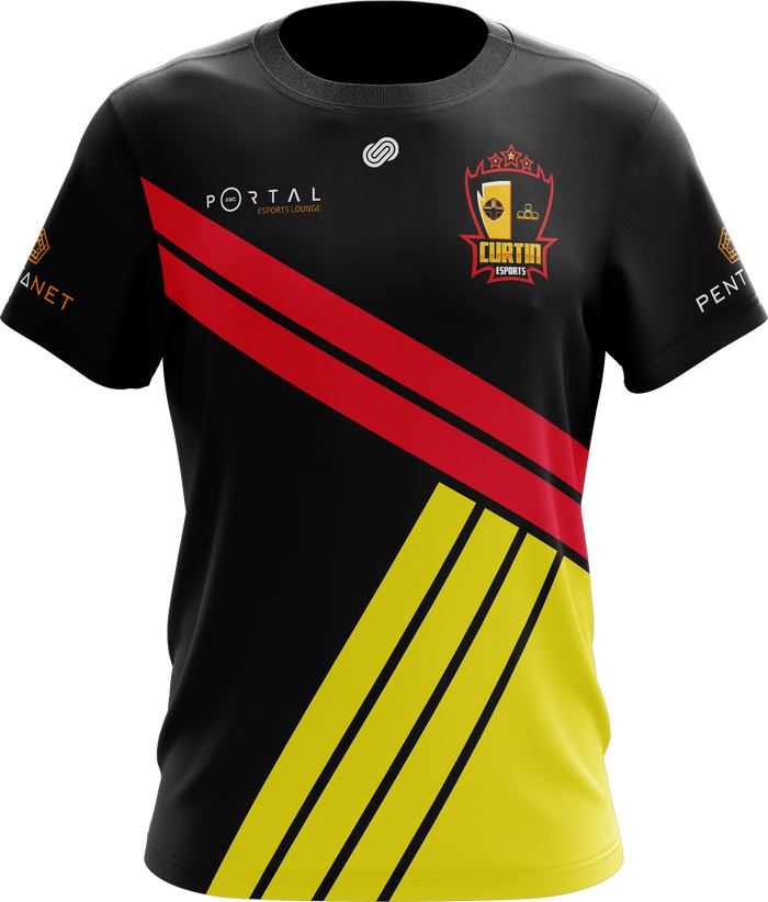 Curtin eSports Tournament Jersey - Red