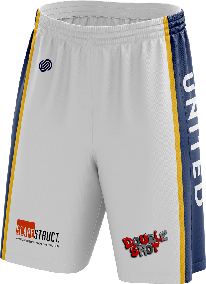 Crossover Basketball Reversible Shorts (Kilsyth comp Uniform)