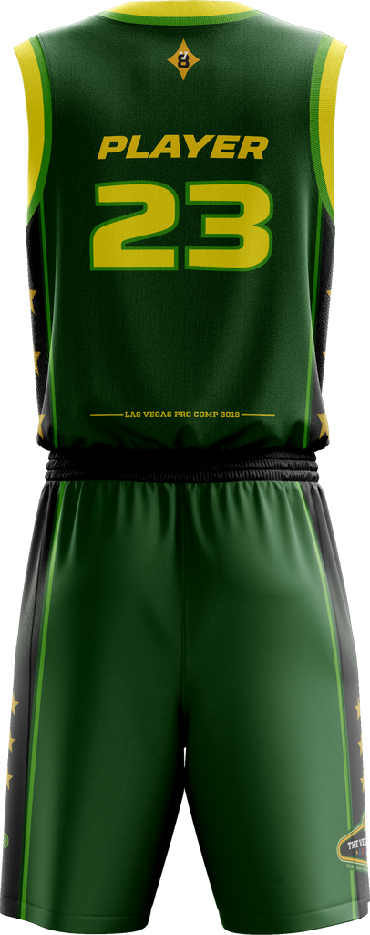 DFW Power Home Uniform